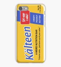 Kalteen Bar iPhone Case/Skin