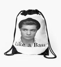 Chuck Bass: Like a Bass Drawstring Bag