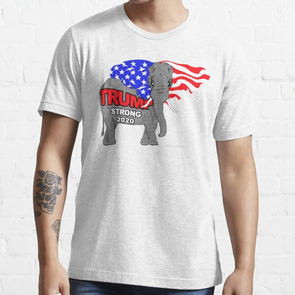 Trump Strong 2020 Essential T-Shirt