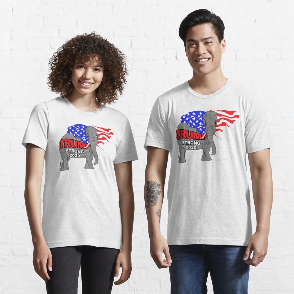 Trump Strong 2020 Essential T-Shirt