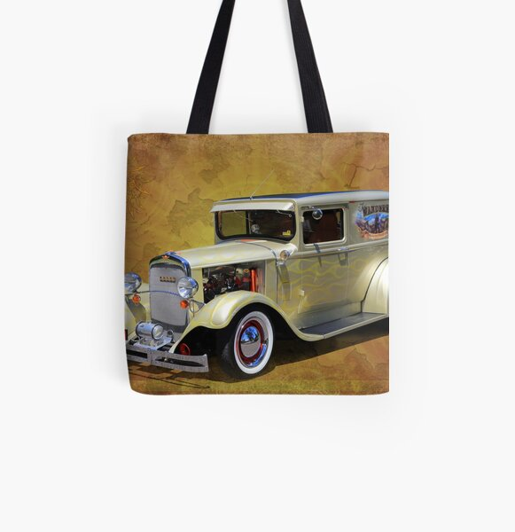 Dodge All Over Print Tote Bag