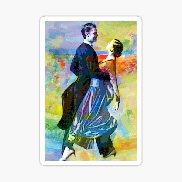 SHALL WE DANCE? Sticker