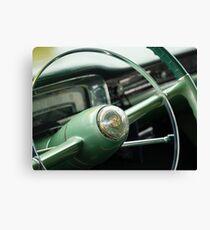 Elegant Steering - Coupe deVille Canvas Print
