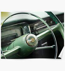 Elegant Steering - Coupe deVille Poster