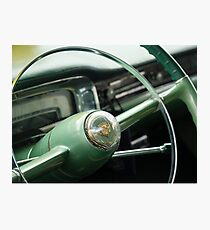 Elegant Steering - Coupe deVille Photographic Print