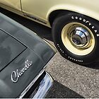 Chevelle Detail by ponycargirl