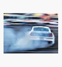 2015 Ford Mustang Photographic Print