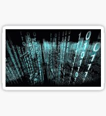 Binary Matrix  Sticker