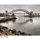 Astoria Bridges by ponycargirl