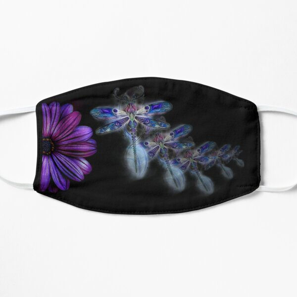 Dragonfly Zoom Fantasy Mask