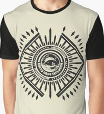 Novus Ordo Seclorum Graphic T-Shirt