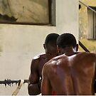 Sparring, Havana by ponycargirl