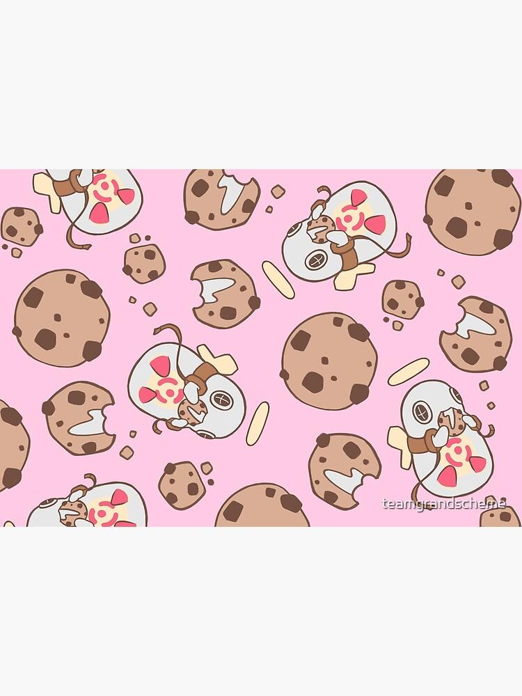 Cherubas & Cookies (Pink) by teamgrandscheme