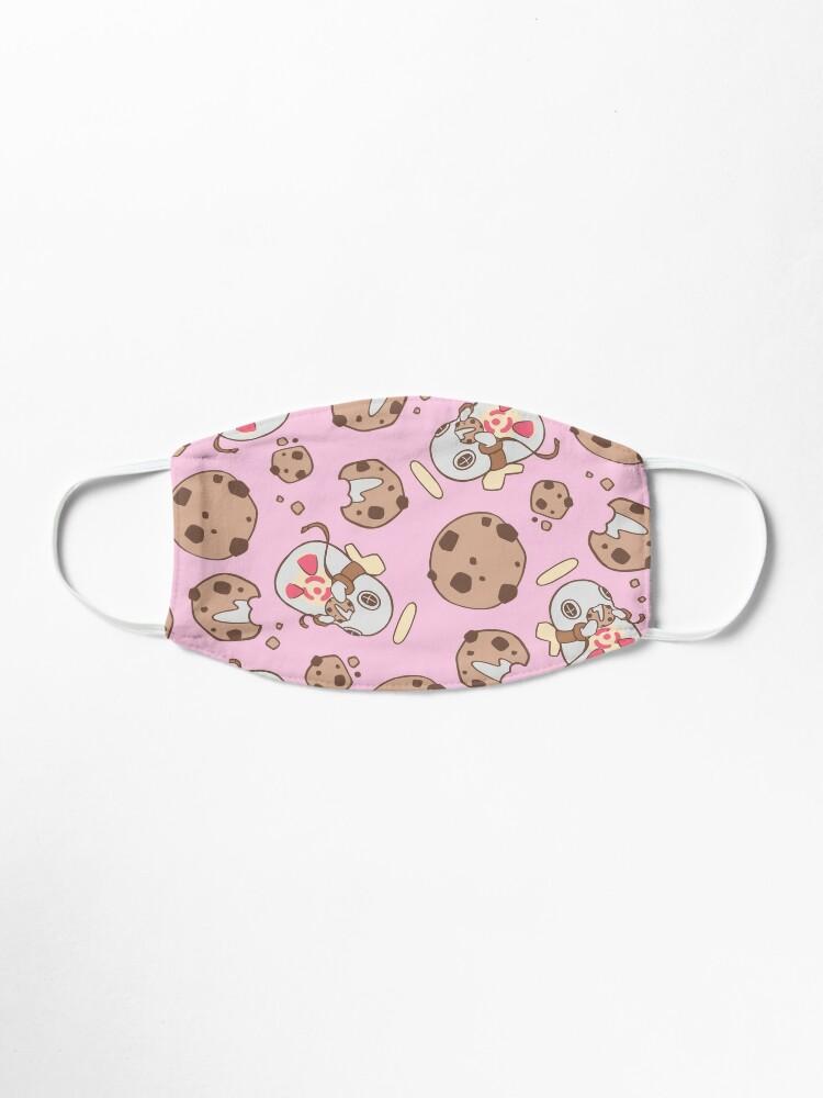 Alternate view of Cherubas & Cookies (Pink) Mask