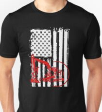 Heavy Equipment Operator in the USA T-Shirt