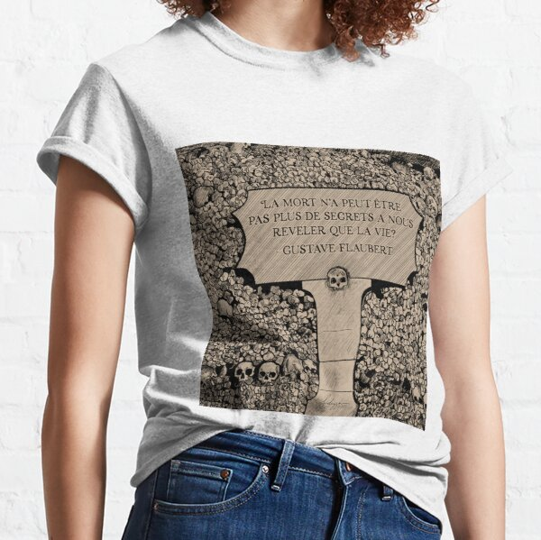 Perhaps Death... Classic T-Shirt