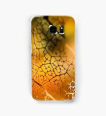 What the Candle Does Samsung Galaxy Case/Skin
