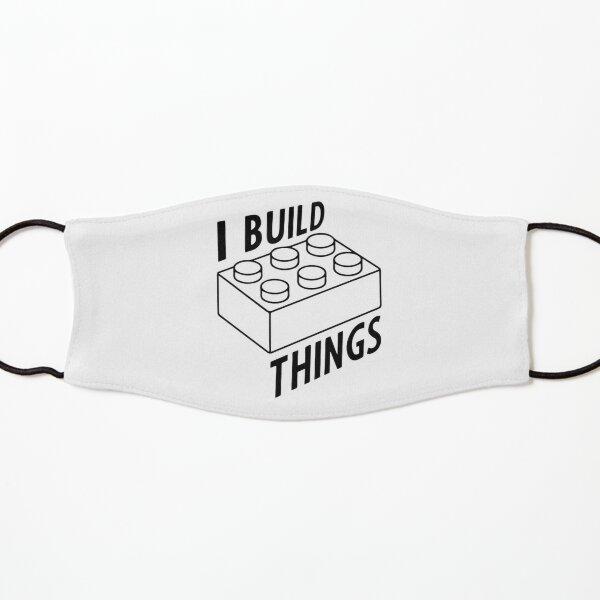 I Build Things Kids Mask
