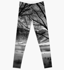 Overhang at the Lake Canvas Print, Photographic Print, Art Print, Framed Print, Metal Print, Greeting Card, iPhone Case, Samsung Galaxy Case, iPad Case, Throw Pillow, Tote Bag, Leggings