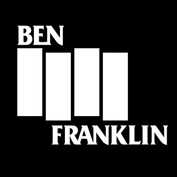 Ben Franklin / Black Flag (Monsters of Grok) by amorphia