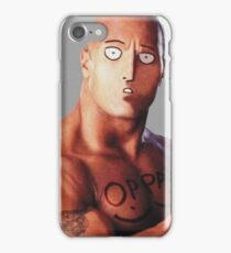 One Rock Man - Parody iPhone Case/Skin