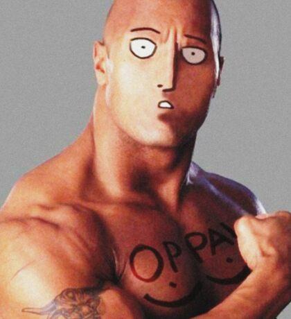 One Rock Man - Parody Sticker