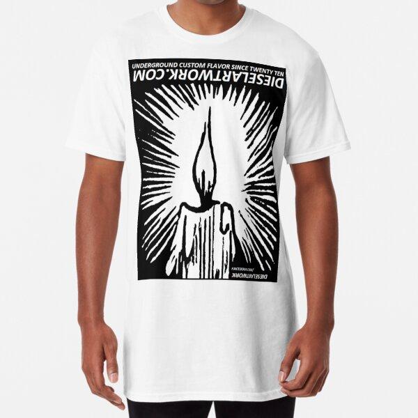 CANDLE LIGHT Long T-Shirt