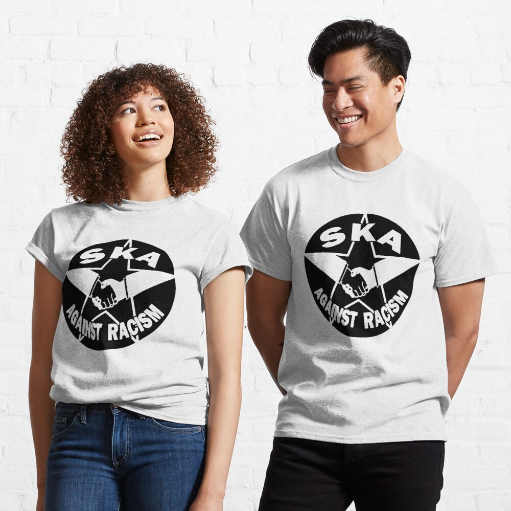 2TONE Ska Against Racism Classic T-Shirt