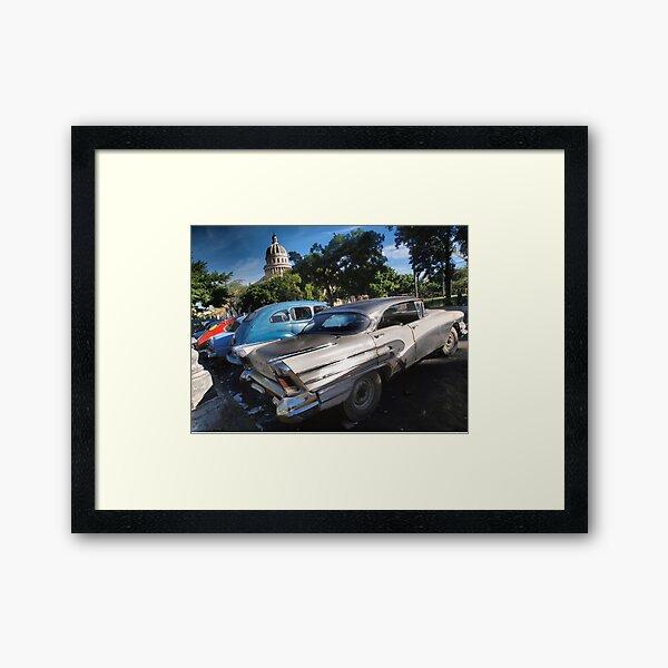 Havana - Buick Special Framed Art Print