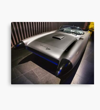 Cyclone Concept Car Canvas Print