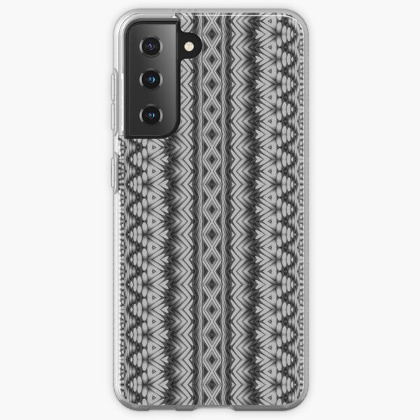 LaFara Crochet 2 Samsung Galaxy Soft Case