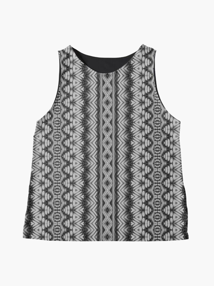 Alternate view of LaFara Crochet 2 Sleeveless Top