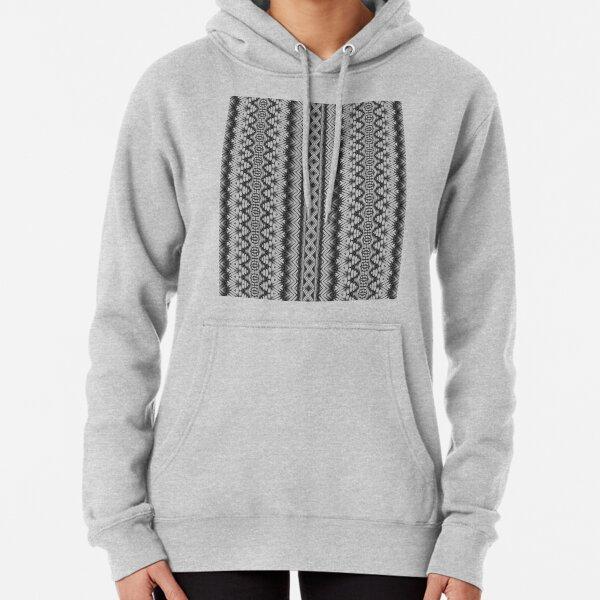 LaFara Crochet 2 Pullover Hoodie