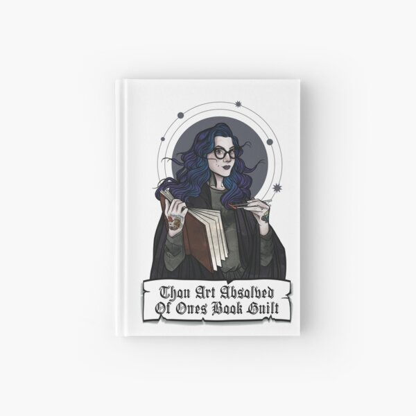 Reading Glasses - Saint Mallory Hardcover Journal