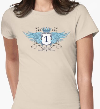 Crest For Number One T-Shirt