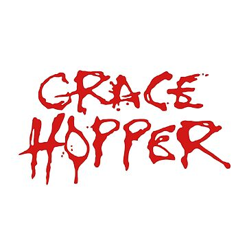 Grace Hopper / Alice Cooper (Monsters of Grok) by amorphia