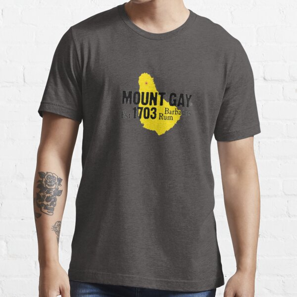 Mount Gay Barbados Rum Essential T-Shirt