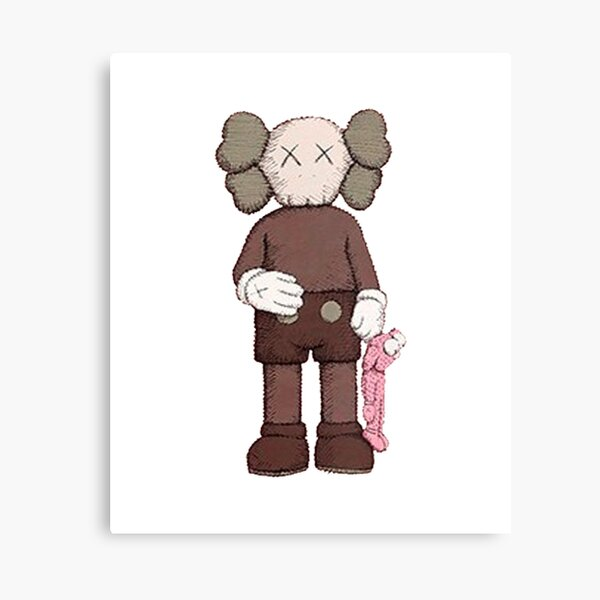 stand up with pink Canvas Print