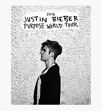 Purpose World Tour 2016 Photographic Print