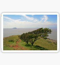 Brean Down, Steep Holm & Flat Holm Sticker