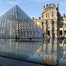 The Louvre by Michelle Ryan
