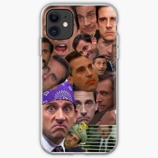 The Best of Michael Scott  iPhone Soft Case