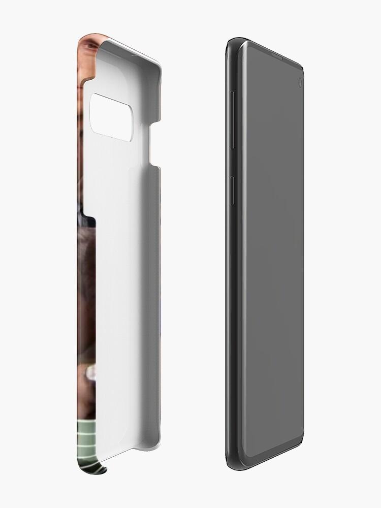 Alternative Ansicht von Das Beste von Michael Scott Hülle & Klebefolie für Samsung Galaxy