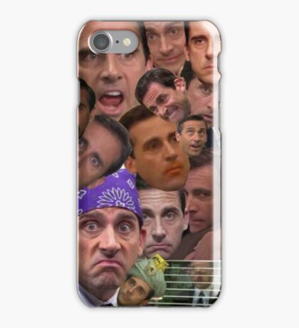 The Best of Michael Scott  iPhone Case/Skin