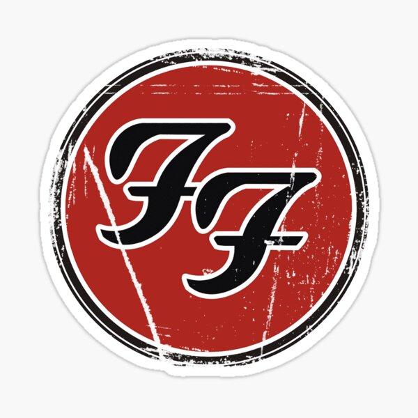 foofighter essential Sticker