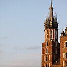St Mary's Basilica, Krakow by Vickie Simons