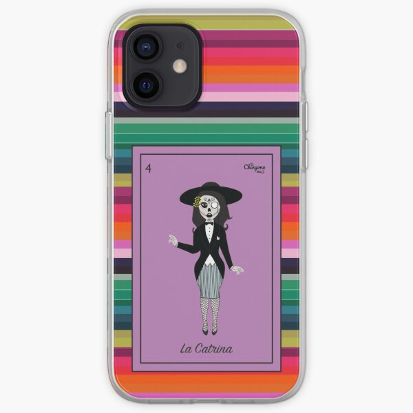 La Catrina iPhone Soft Case