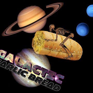 Galactic garlic bread by nickmitch