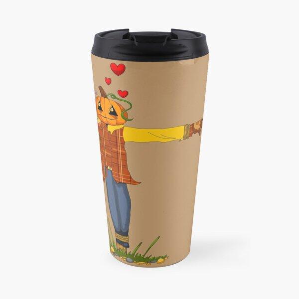 Scarecrow Kiss Travel Mug