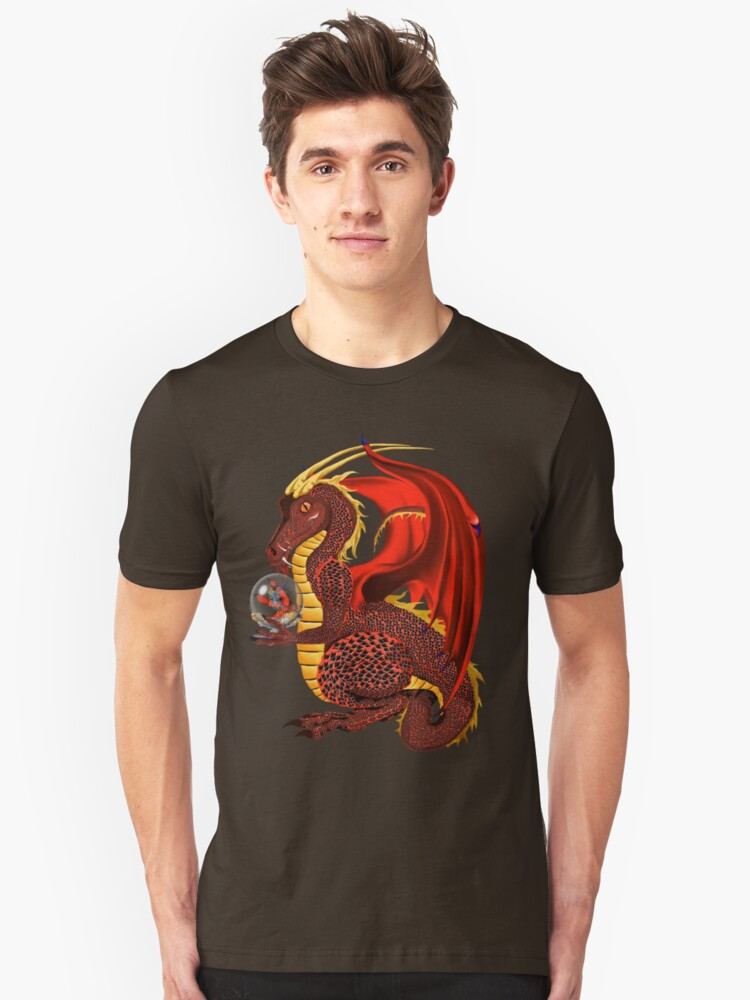 Red Fortune Dragon by Lotacats